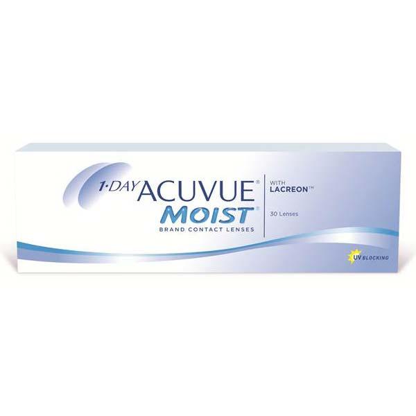 1 Day Acuvue Moist 30