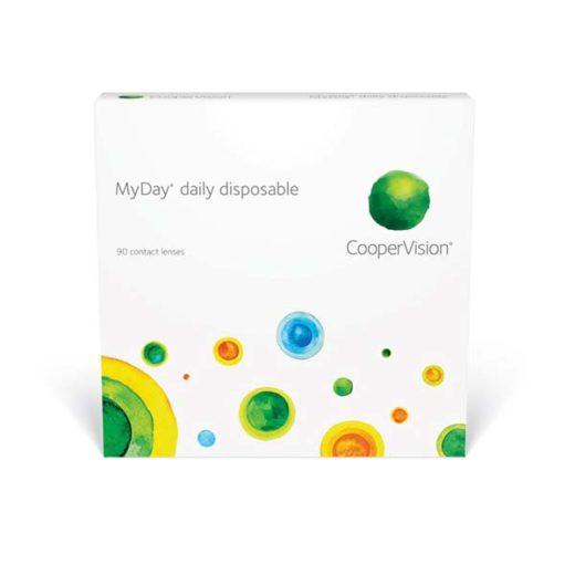 Coopervision Myday 90